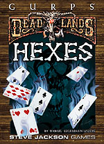 Deadlands: Hexes cover