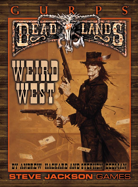 GURPS Deadlands: Weird West