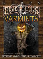 Deadlands: Varmints cover