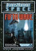 GURPS Transhuman Space: Fifth Wave