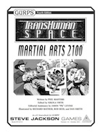 Transhuman Space Martial Arts 2100
