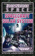 GURPS Transhuman Space: Spacecraft of the Solar System