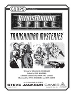 GURPS Transhuman Mysteries
