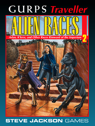 GURPS Traveller: Alien Races 2