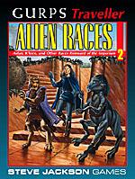 GURPS Traveller: Alien Races 2