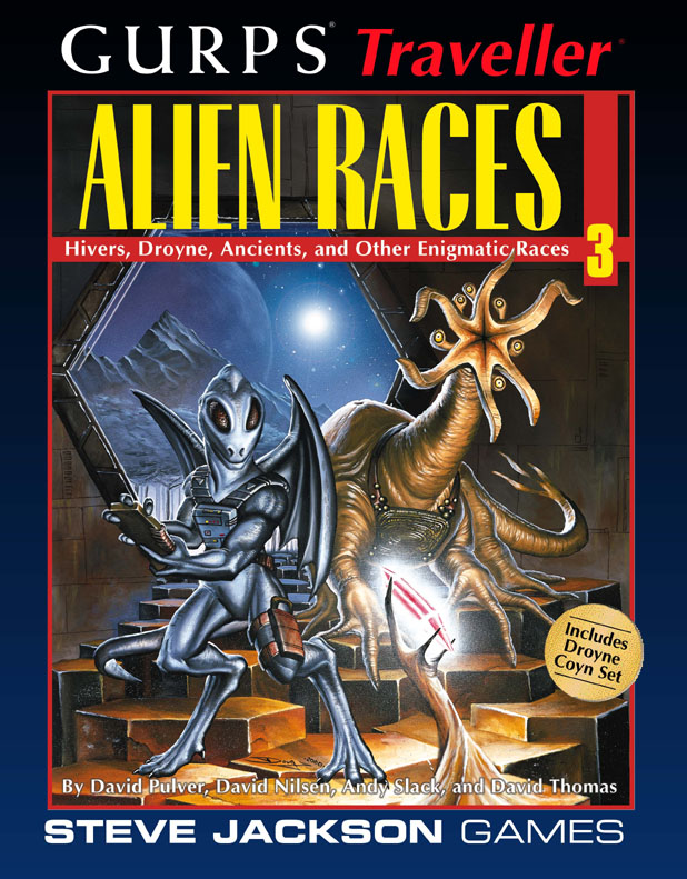 GURPS Traveller: Alien Races 3