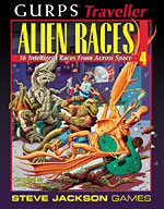 GURPS Traveller Classic: Alien Races 4