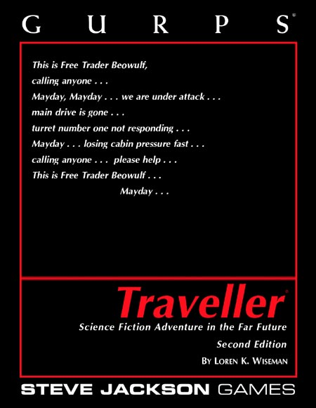 GURPS Traveller, Second Edition