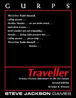 GURPS Traveller, Second Edition