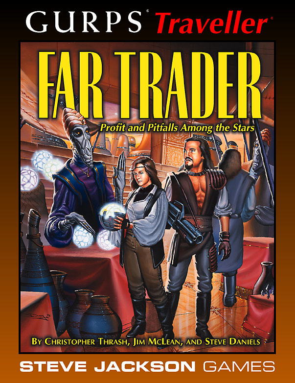 GURPS Traveller: Far Trader