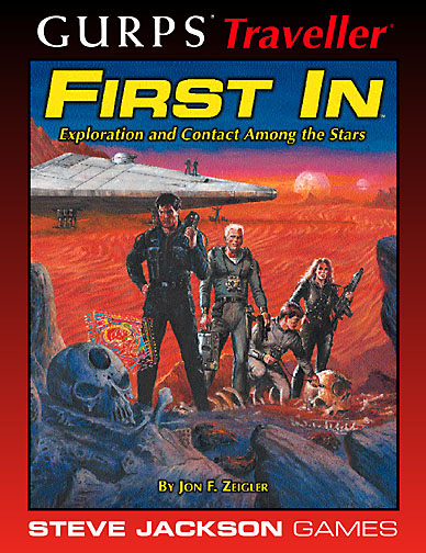 GURPS Traveller: First In