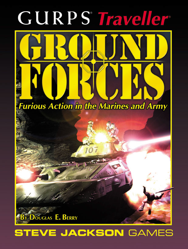 GURPS Traveller: Ground Forces