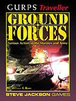 GURPS Traveller: Ground Forces