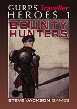 Heroes 1 – Bounty Hunters cover