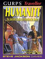 GURPS Traveller Classic Humaniti