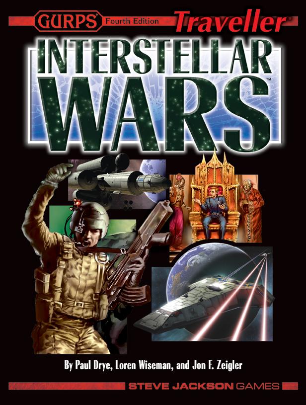 GURPS Traveller: Interstellar Wars
