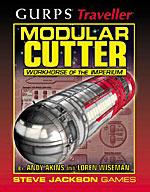 GURPS Traveller Classic Modular Cutter
