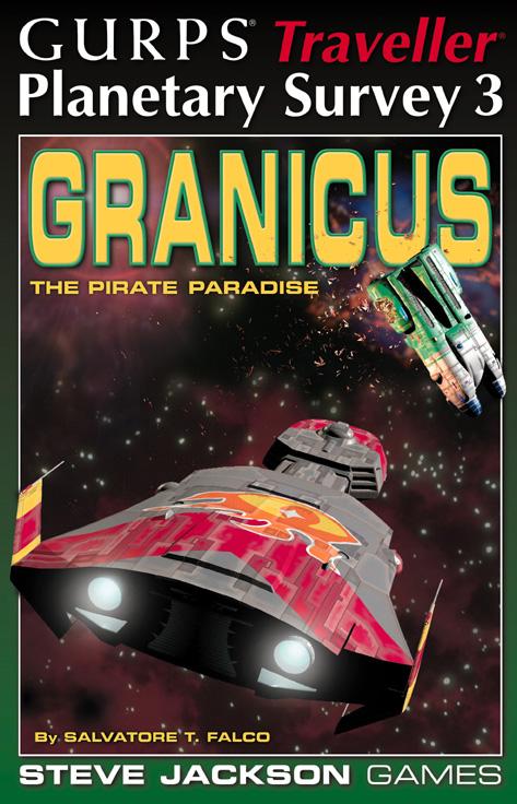 GURPS Traveller: Planetary Survey 3 � Granicus