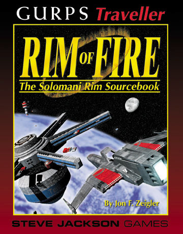 GURPS Traveller: Rim of Fire
