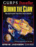 GURPS Traveller: Behind the Claw