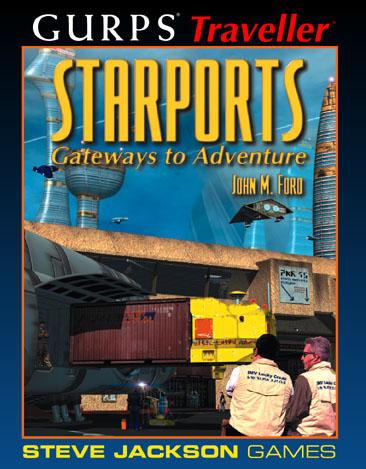 GURPS Traveller: Starports