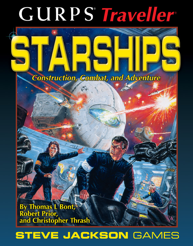 GURPS Traveller: Starships