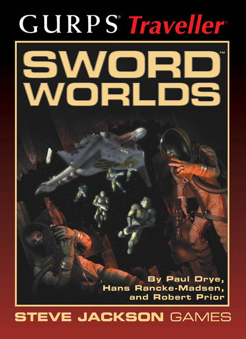 Traveller's Sword Worlds
