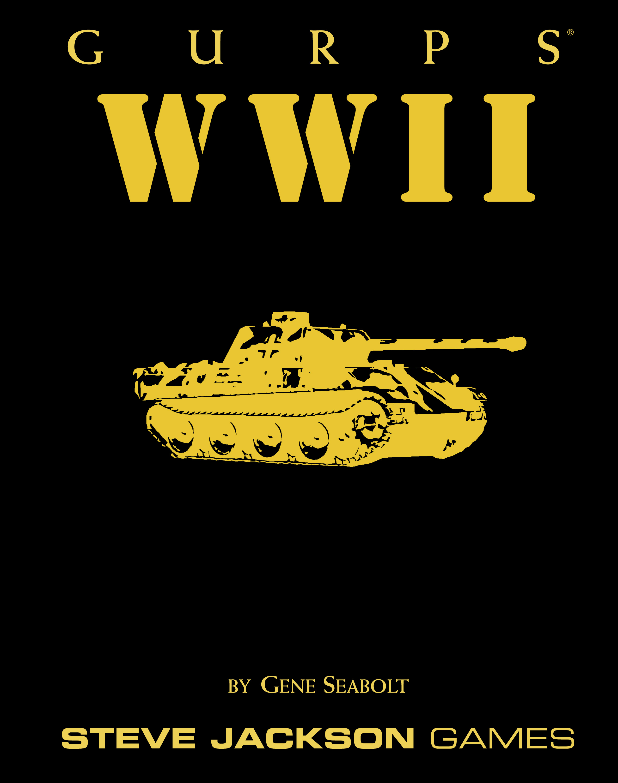 GURPS WWII Limited Edition