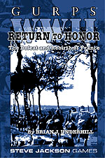 GURPS WWII: Return to Honor