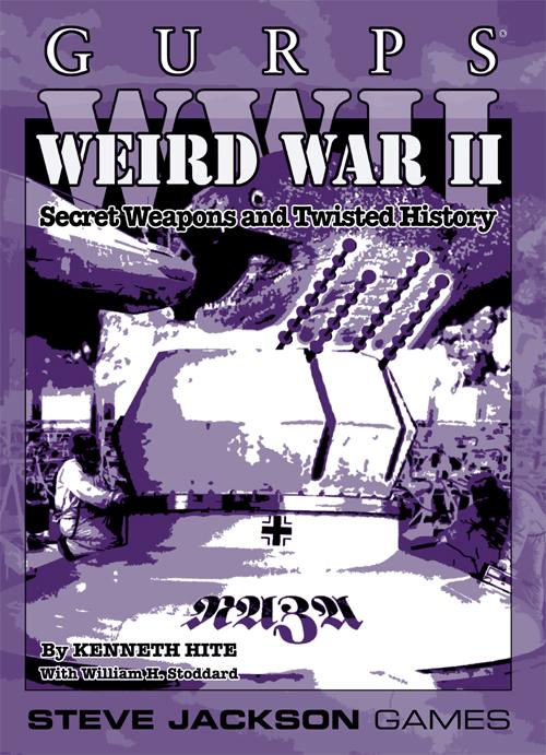 GURPS WWII: Weird War II