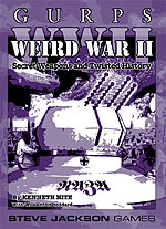 WWII: Weird War II