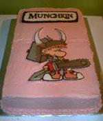 Munchkin Cake