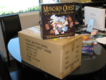 Munchkin Quest box