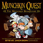 New Munchkin Quest cover