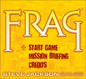Frag flash game
