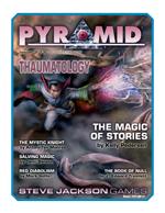 Pyramid #3/13: Thaumatology