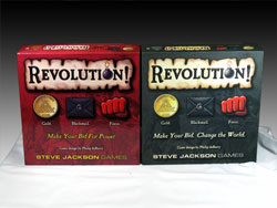 Revolution! evolution