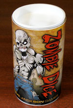 Zombie Dice Cup (mockup)