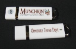Two Munchkin Opposable Thumb Drives