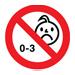 'No babies' icon