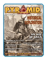 Pyramid #3/16: Historical Exploration