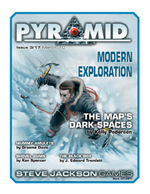 Pyramid #3/17: Modern Exploration