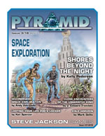 Pyramid #3/18: Space Exploration