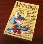 Munchkin 19th Printing Copy #1