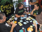 Munchkin Zombies at the Tribe event
