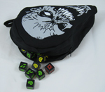 Zombie Dice Bag, dice not included
