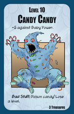 Candy Candy from Munchkin Axe Cop