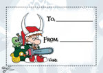 Free Holiday Gift Tag from Steve Jackson Games