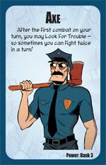 Munchkin Axe Cop: Axe
