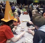 Munchkin game at PAX East 2011